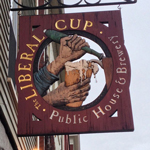 The Liberal Cup in Hallowell Maine